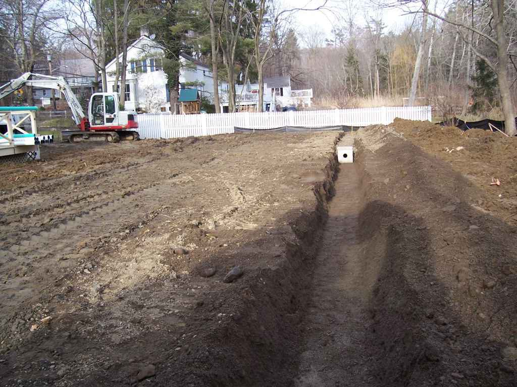 Pipe And Gravel Septic Systems Westchester Ny And Putnam Ny